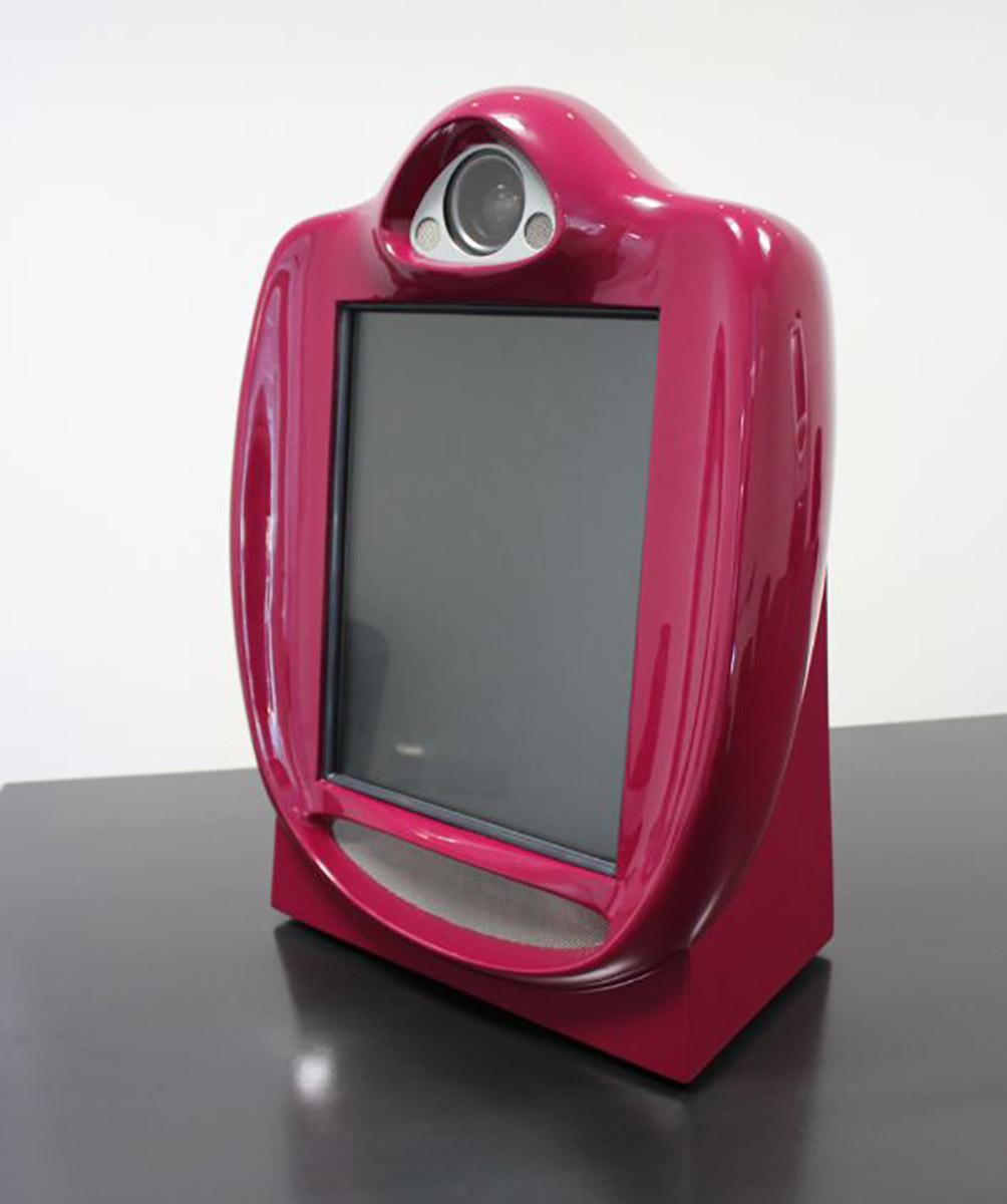 Desktop VideoKisok - Pink