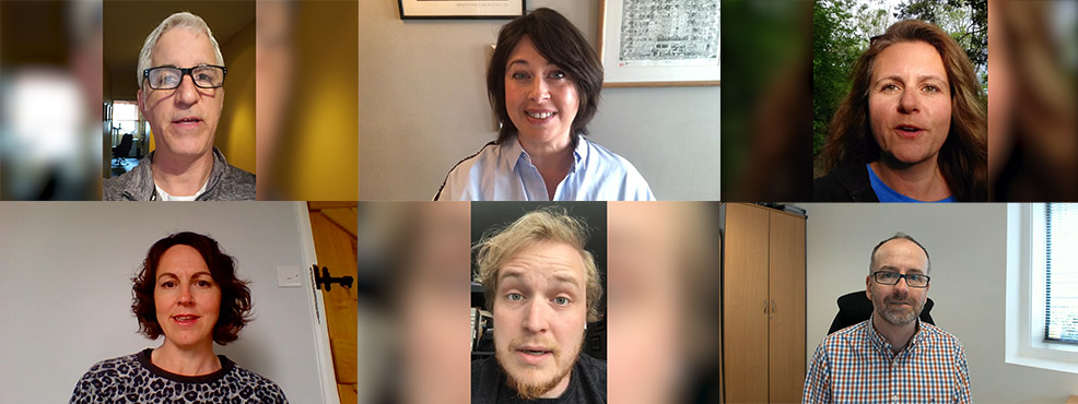 Social Distancing: The Move to Online Events Prompts us to Create the World's First Virtual Video Booth.