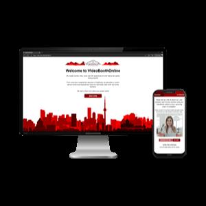 Virtual Video & Photo Booth